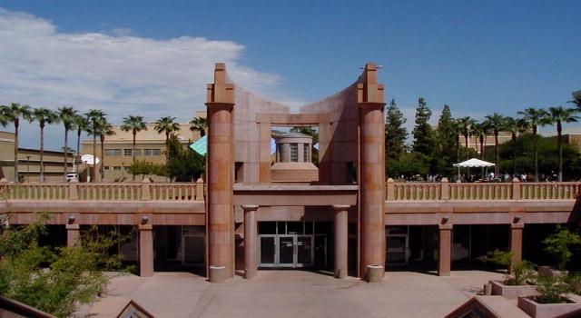 Arizona State Tempe Campus Tour